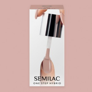 S220 Semilac One Step Hybrid  Nude Beige 5ml Gel Lak