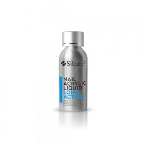 Nail Acryilc Liquid 50ml Silcare - Long Action