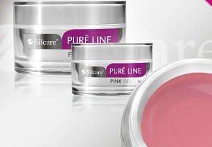Gel UV Pure Line 15ml - Pink