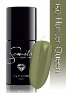 Semilac Gel lak UV hybridní lak 150 Hunter Queen - 7 ml
